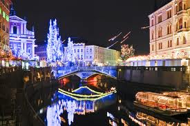 Ljubljana offers a nice atmosphere fro foreign tourists